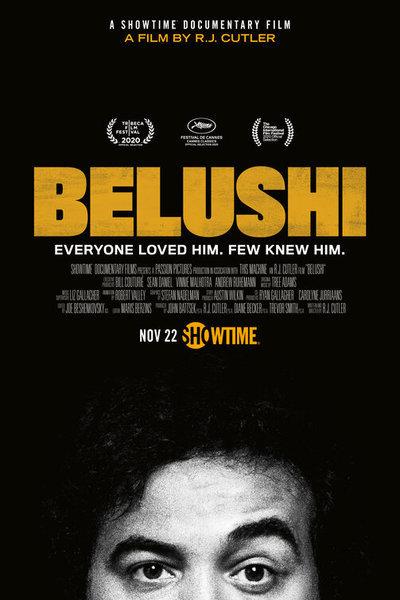 Belushi movie poster