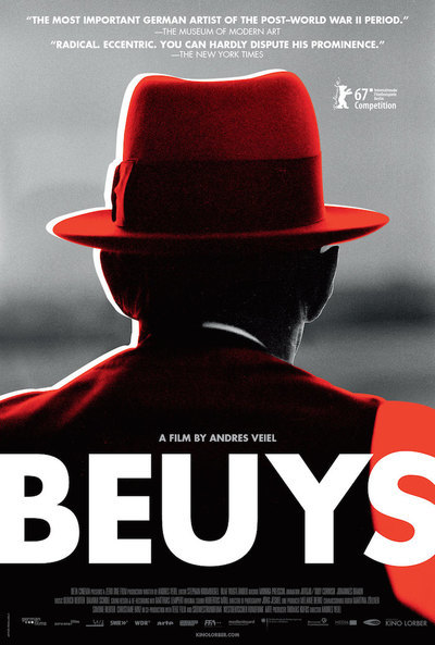 Beuys Movie Poster
