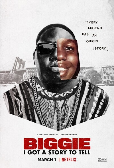 Biggie: I Got a Story to Tell movie poster