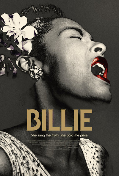 Billie movie poster