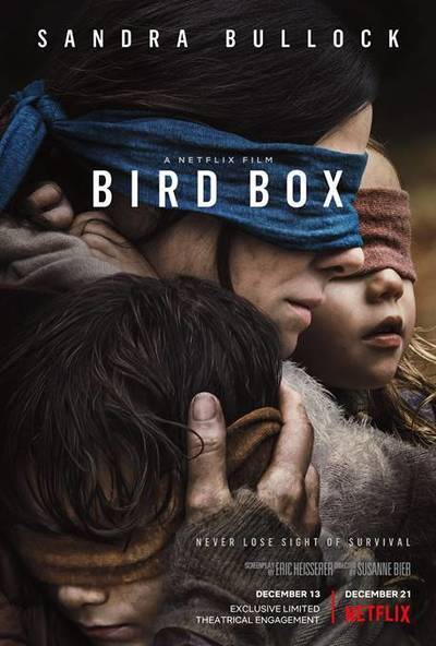 Bird Box Movie Review & Film Summary (2018) | Roger Ebert