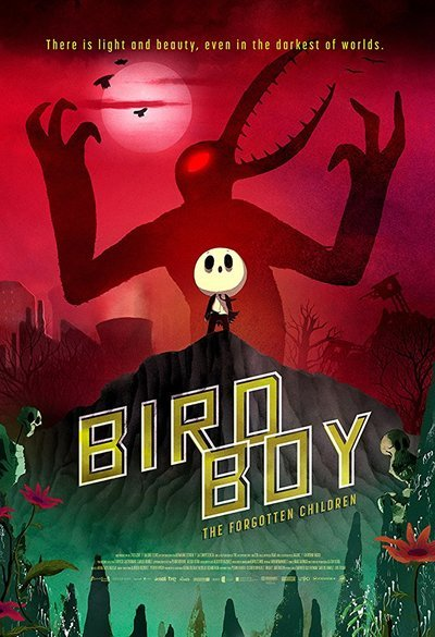 Birdboy: The Forgotten Children Movie Poster