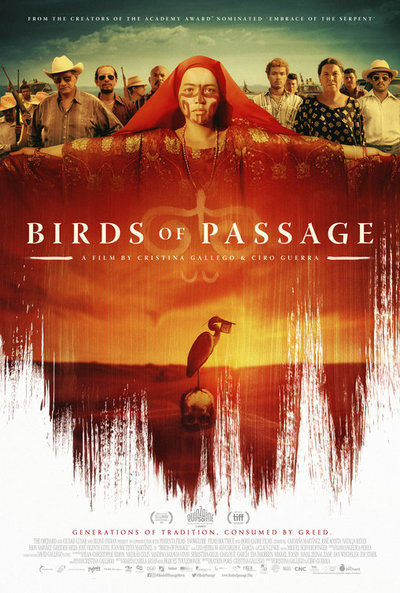 Birds of Passage Movie Poster