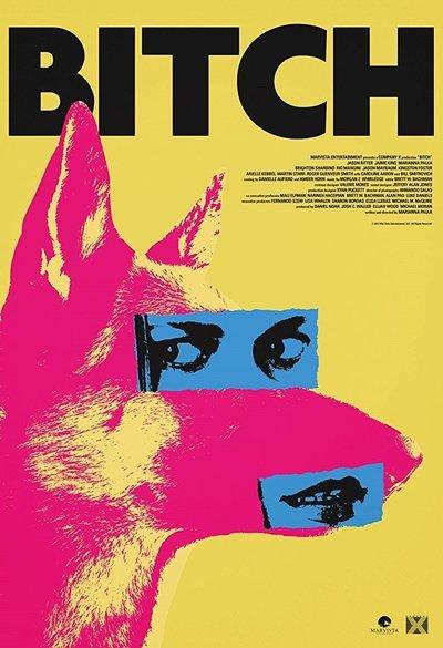 Bitch movie poster