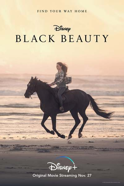 Black Beauty movie poster