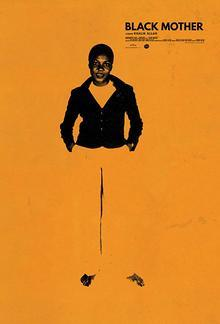 Widget black mother poster