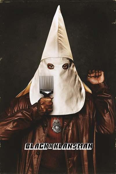BlacKkKlansman Movie Poster