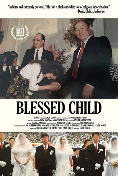 Blessed Child movie poster