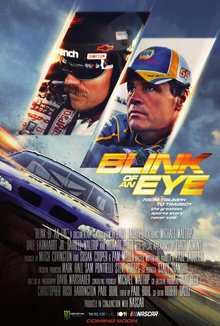 Widget blink of an eye poster