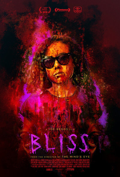 Bliss movie poster