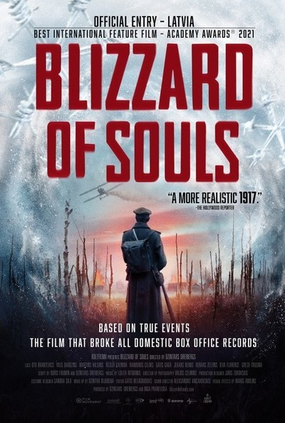 Blizzard of Souls movie poster