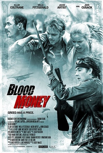 Blood Money Movie Poster