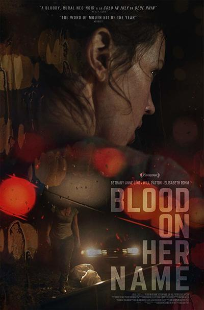 Blood on Her Name movie poster