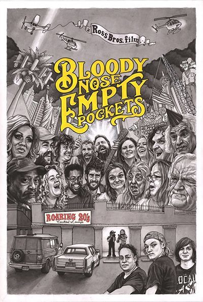 Bloody Nose, Empty Pockets movie poster