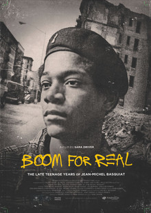 Widget boom for real poster