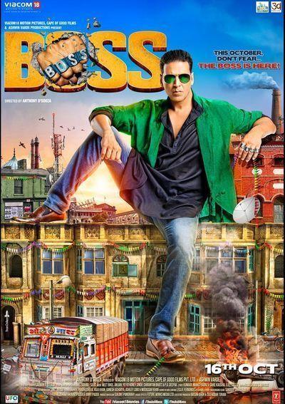 Boss Movie Poster