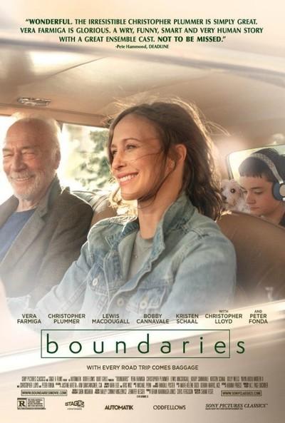 Boundaries movie poster