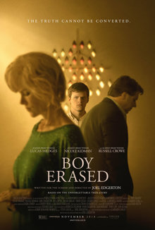 Widget boy erased poster