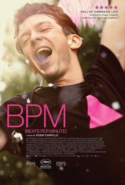 BPM (Beats Per Minute) Movie Poster