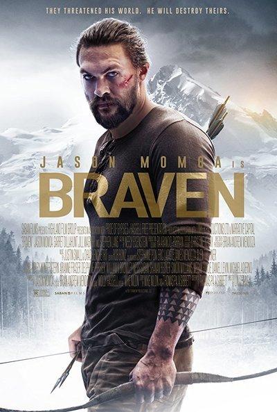 Braven movie poster