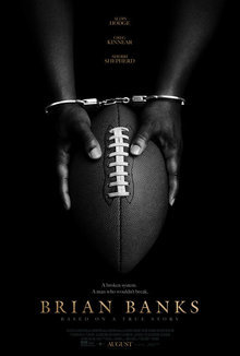 Widget brian banks movie review poster