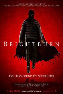 Widget brightburn poster