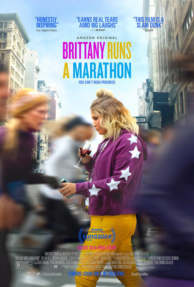 Brittany Runs a Marathon movie poster