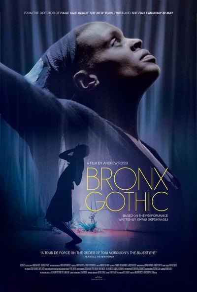 Bronx Gothic Movie Poster