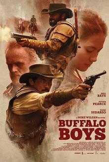 Widget buffalo poster