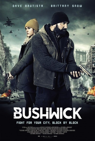Bushwick Movie Poster