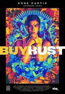 Widget buybust poster