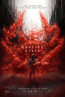 Widget captive state poster