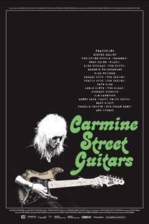 Widget carmine poster