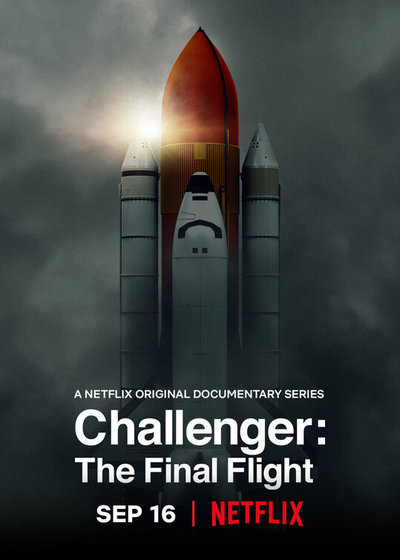 Challenger: The Final Flight movie poster