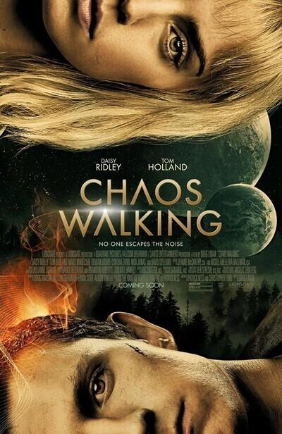 Chaos Walking movie poster