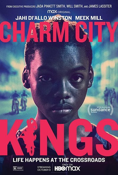 Charm City Kings movie poster