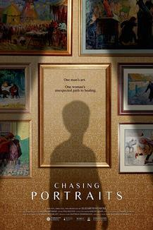 Widget chasing portraits poster