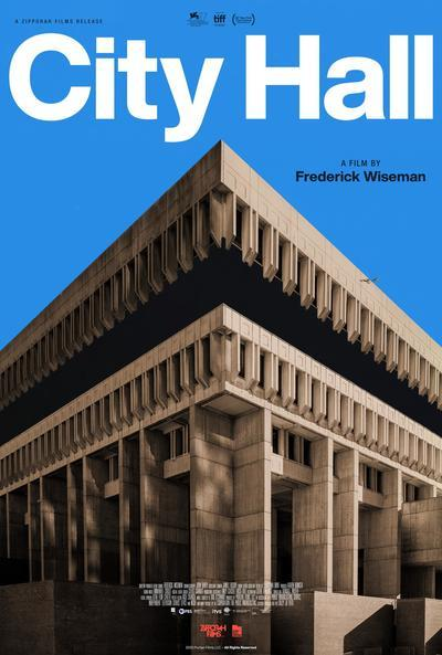 City Hall movie poster