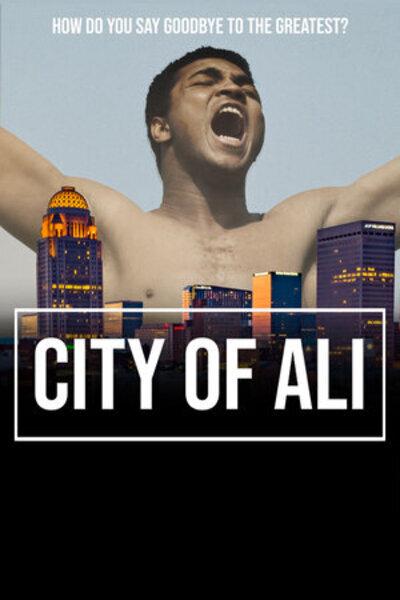 阿里之城电影海报