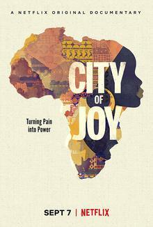 Widget city of joy poster