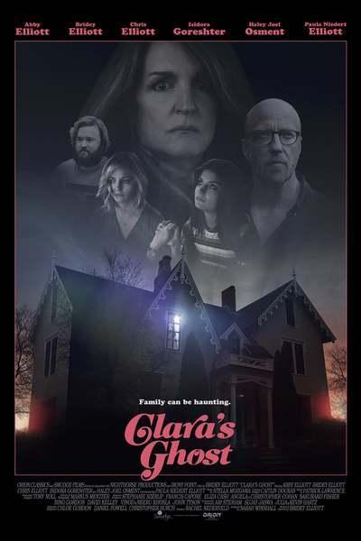 克拉拉的鬼电影海报