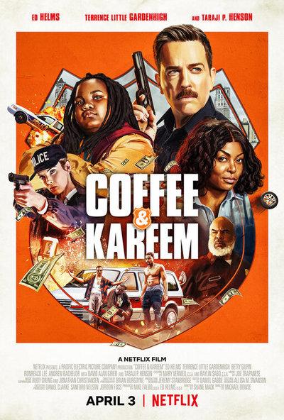 Coffee & Kareem movie poster