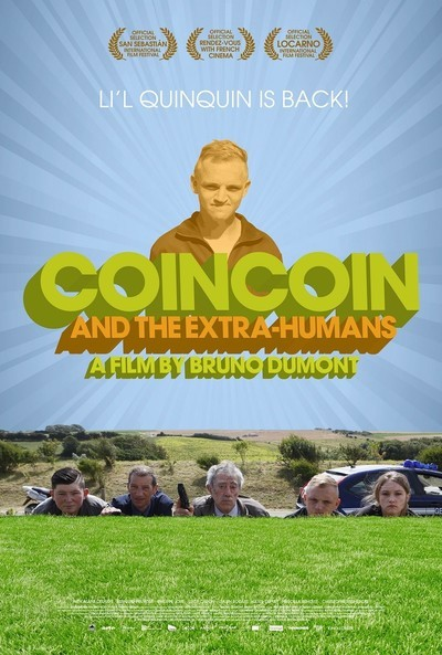 CoinCoin and the Extra-Humans movie poster