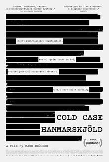 Widget cold case hammarskjold poster 1