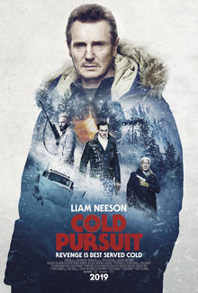 Widget cold pursuit poster