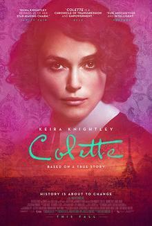 Widget colette poster