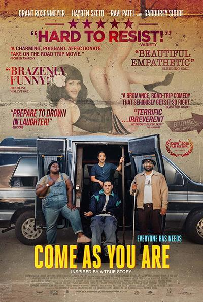 Come As You Are movie poster
