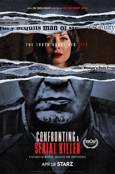 Confronting a Serial Killer movie poster
