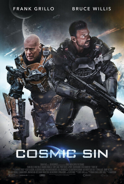 Cosmic Sin movie poster