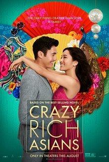 Widget crazy rich asians